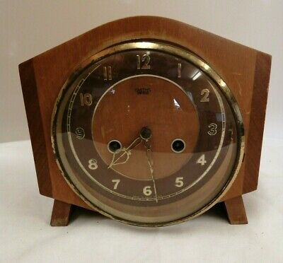 Vintage Smiths Enfiled Mantel Clock **Spares and Repairs**