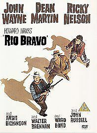 Rio Bravo (DVD, 2005) 1959 - DVD - New & Sealed