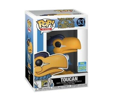 POP Ad Icons: SDCC - TOUCAN BRAND NEW! ORDER CONFIRMED