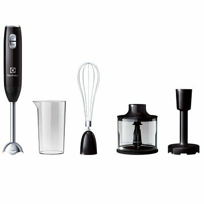 Electrolux ESTM3400 Love Your Day Collection Stabmixer Set Schwarz MJ80 A-