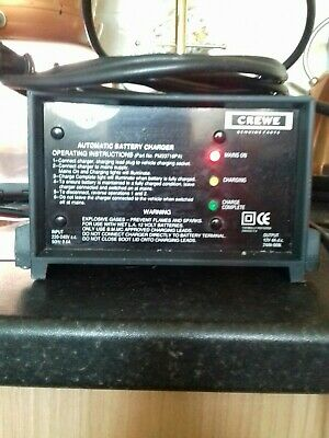 Bentley battery charger