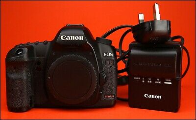 Canon EOS 5D MK II DSLR Camera, Sold With Battery,& Charger