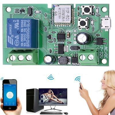 SONOFF Smart Switch Inching/Self-Locking Remote Control Module for Android / IOS