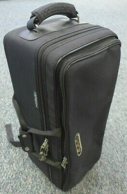 ACB Blowout Sale! Used Adams Double Trumpet Case by Marcus Bonna in Black Nylon