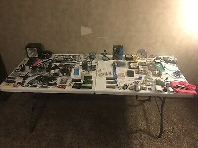 Must See Huge Junk Drawer Lot Everything On Table