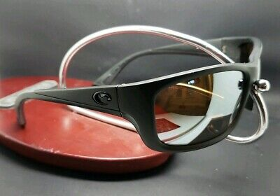 722a7e651940 Costa Del Mar Jose JO-01 Matte Blackout Frame Silver Mirror 580G Lens  Polarized