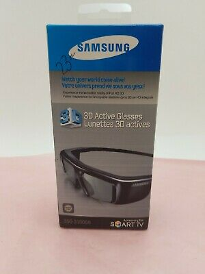SAMSUNG SSG-3100GB/ZA Active 3D Glasses For Smart TV New In Box Free Shipping