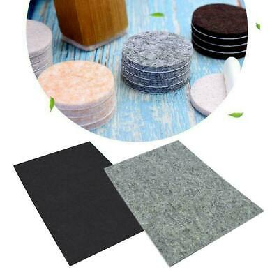 Self Adhesive Felt Furniture Pads Scratch Protection For Floors Sticky Pad E6P4