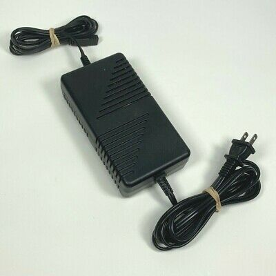 Genuine Foshan Hanyi HYS70-12 AC Adapter 12V - 5A Power Supply 2 Pin Flat Port