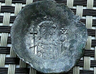John Ii 1118-1143Ad Billon Trachy Constantinople Ancient Byzantine Medieval Coin