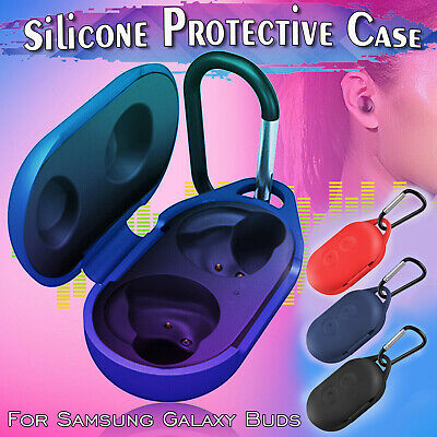 For Samsung Galaxy Buds 2019 Earphone Full Protective Silicone Case Cover Shell
