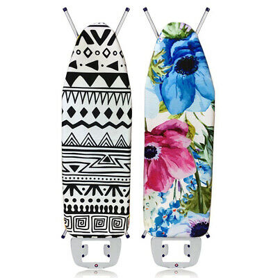 Ironing Board Cover Tribal Flower Vintage 130x50cm Normal Steam Washable NEW