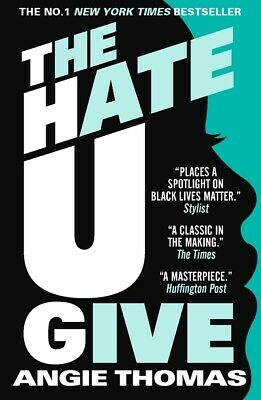 The hate u give by Angie Thomas (Paperback / softback) FREE Shipping, Save £s