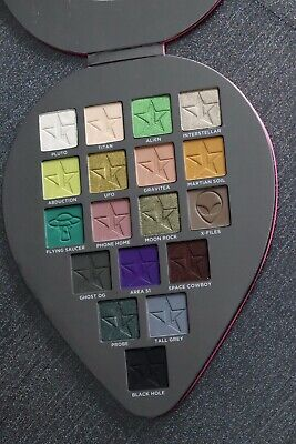 Jeffreestar cosmetics - Alien eyeshadow palette