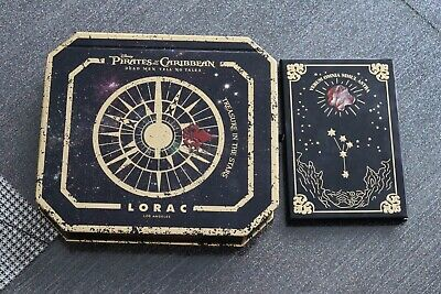 Lorac -Pirates of the Caribbean eyeshadow / face palette
