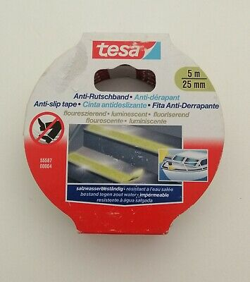 25 mm Transparent Tesa 55587-00000-00 Anti-Slip Tape 5 m