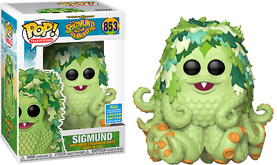 Funko Pop! Sigmund and the Sea Monsters - Sigmund Ooze #85 (2019 SDCC Exclusive)