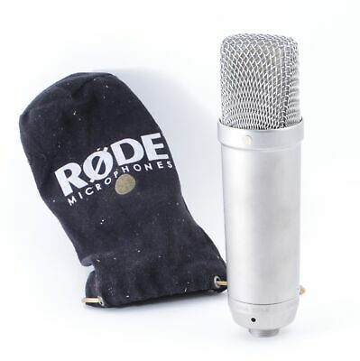 Rode NT1-A Condenser Cardioid Microphone MC-3650