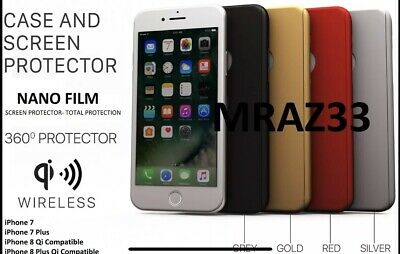100X Iphone 7/7+ Iphone 8/8+ 360 Full Body Shell Case Wholesale Joblot Invest