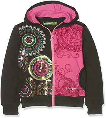 Desigual Sweat_Dragon Felpa Bambina - NUOVO