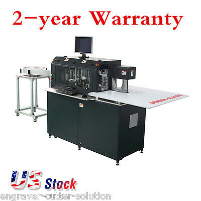 USA 220V Multifunction Automatic CNC Channel Letter Bending Machine