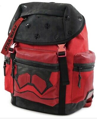 SDCC 2019 Exclusive Loungefly Star Wars Sith Trooper Backpack *IN HAND*