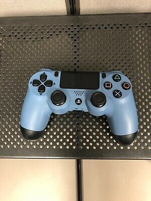 Sony Playstation PS4 Dualshock 4 Controller Uncharted 4 Edition