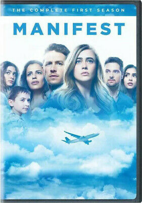 Manifest: The Complete First Season [New DVD] Boxed Set, Dolby, Eco Amaray Cas