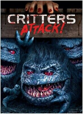Critters Attack DVD