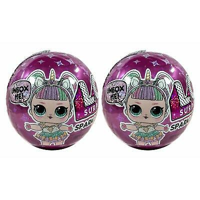 L.O.L. Surprise! Sparkle Doll 2-Pack LOL MGA Collectible Series 5596582PK DEALS