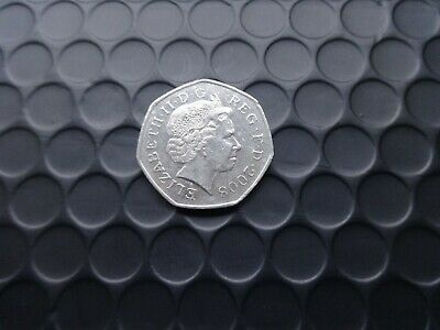 50p COINS FIFTY PENCE  OLYMPICS BEATRIX POTTER
