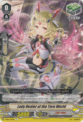 x4 Lady Healer of the Torn World - V-EB07/066EN - C CFV M/NM