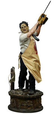 Leatherface Premium Format Statue Sideshow #122/2000 Texas Chainsaw Massacre