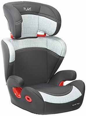 Play Safe Two Plus - Silla de coche, grupo 2-3, color gris