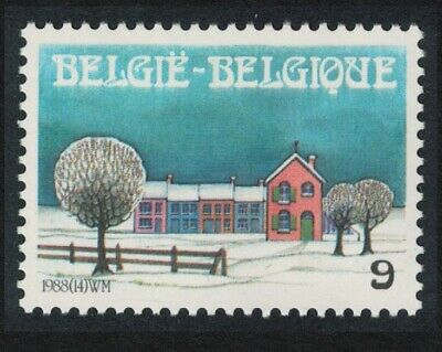 Belgium Christmas 1v issue 1988 MNH SG#2968