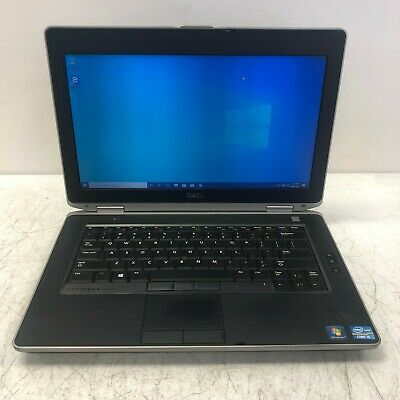 Dell Latitude E6430 Laptop i5-3230M 2.60Ghz 4GB RAM 320GB HDD Windows 10 Pro