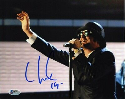 Kid Rock Live Autographed Signed 8x10 Photo Certified Authentic BAS COA