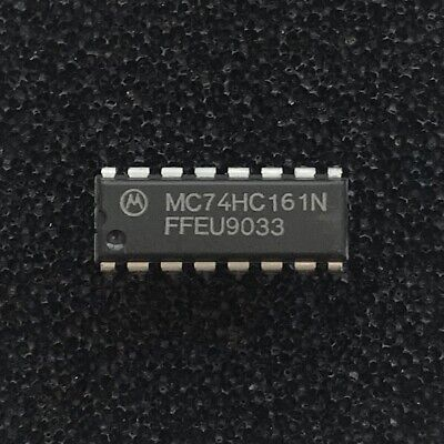 40-PCS MC74HC138AN DECODER//DEMULTIPLEXER SINGLE 3-TO-8 16-PI MC74HC138AN 74HC138