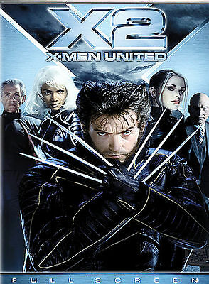 X2: X-Men United (DVD, 2003) NEW