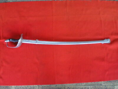 Cavalry Sword, Spanish 1895, with metal Scabbard.
