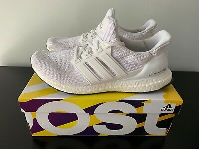 more photos 34288 f9308 ADIDAS ULTRA BOOST 4.0 Triple White Men's Size 11 BB6168