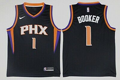 new photos b009f 09a8c DEVIN BOOKER ADIDAS Phoenix Suns Climacool Away Purple ...