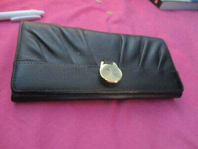 Jasper Conran Wallet Never Used Black
