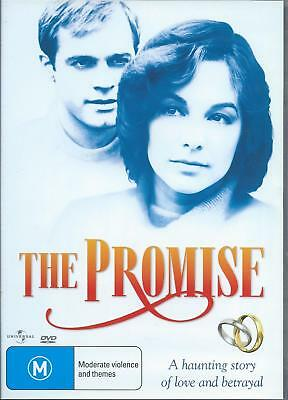 The Promise Dvd . A Haunting Story Of Love And Betrayal .ntsc. New And Sealed .
