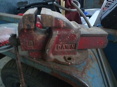 Dawn 3 Engineers Bench Vice