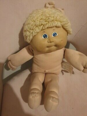 Vintage 1980's cabbage patch doll