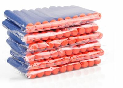 From £2.50 Spare Nerf Bullets Blue For Nerf Guns. Free P&P