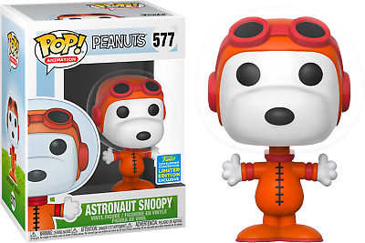 Funko Pop! Peanuts - Astronaut Snoopy #577 (2019 SDCC Exclusive)