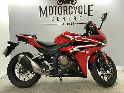 Honda CBR500R ABS / A2 / Nationwide Delivery / Finance