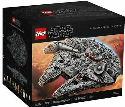 BRAND NEW LEGO-Star-Wars-Millennium-Falcon -75192
